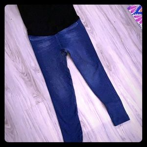 Pants - Super soft leggings that look like jeans
